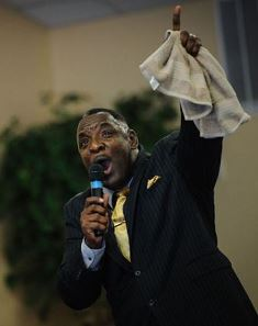 Pastor Larry Wright Mark Ellis