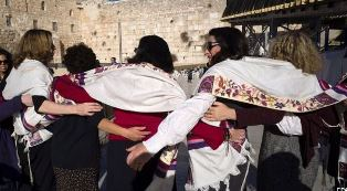 Women at the Western Wall