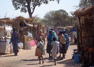 Yida Refugee Camp