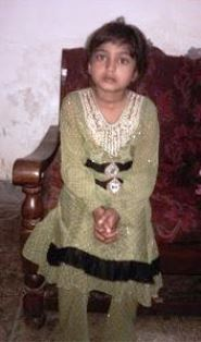 Young Pakistani girl LEAD