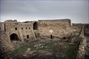 mi St. Elijahs Monastery of Mosul 01 30 2016