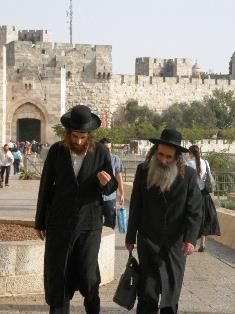 smaller Orthodox Jews