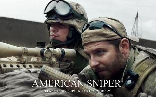 American sniper clip
