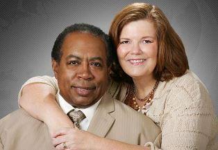 Bishop Andrew Bills and wife