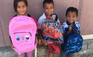 Serving with indigenous communities in Baja