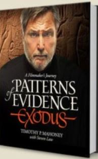 smaller book cover for Patterns of Evidence