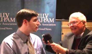 Dan Wooding interviews Will Graham