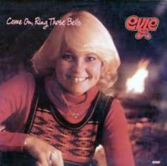 Evie with Come on Ring Those Bells album cover