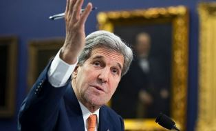 John Kerry condemns ISIS