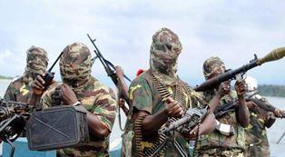 Boko Haram in action