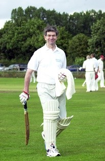 Charles Gardner the cricketer