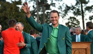 Danny Willett wins the Masters