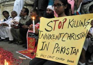 Stop killing Pakistani Christians