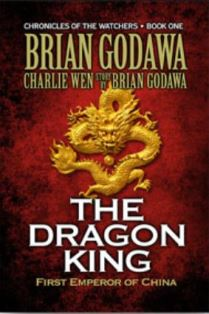 The Dragon King book cover