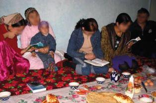 Uzbek Christians