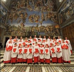 Westminster Abbey choir
