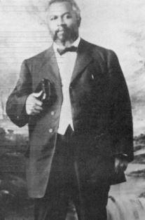 William Seymour of the Azusa Street Revival