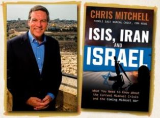 smaller Chris Mitchell with his new book
