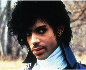 smaller Prince portrait Warner Brothers pictures