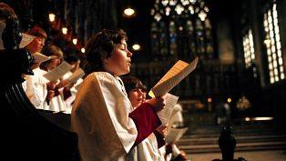 smaller Stratford upon Avon choir