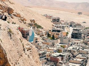 Ancient Syrian city rises again