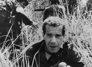 Morley Safer in Vietnam