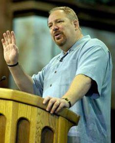 Rick Warren preaching