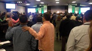 Saddleback commissioning service