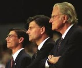 Will Franklin and Billy Graham