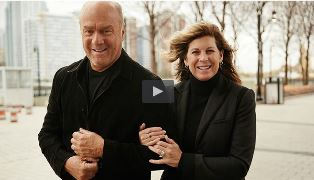smaller Greg Laurie with his wife