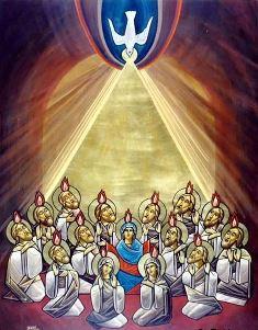 smaller pentecost coptic