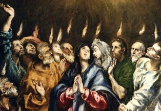 smaller pentecost