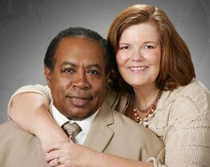Bishop Andrew Bills and wife Anne Marie Bills