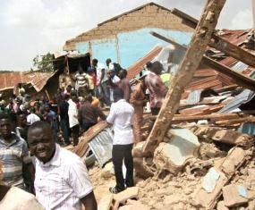 Boko Haram attack on Nigerian church