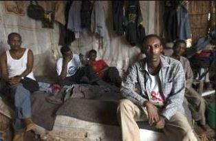 Christian prisoners in Eritrea