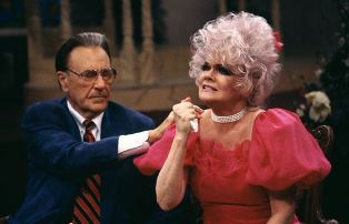 Jan Crouch with Oral Roberts