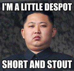 Kim Jong Un despot