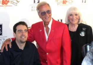 Pat and Shirley Boone with Ryan Corbin use