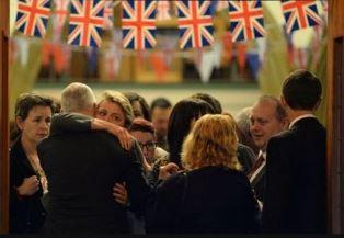 Vigil held for killed MP