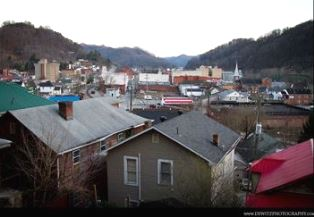 West Virginia town Mark Ellis