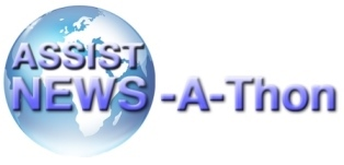 smaller ASSISTNEWS A THON logo