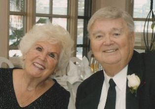 smaller Dr. Beshore and his wife
