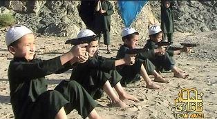 Child terrorists