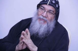 Smaller Bishop M in Egypt