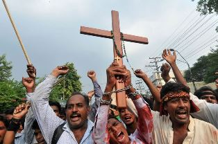 Stop the slaughter of Christians