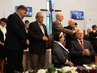 smaller Baptists pray for Smirnov