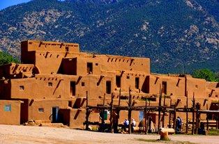 smaller Taos Pueblo2