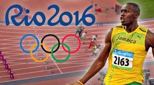 Bolt in Rio Olympics