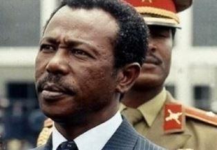 Ethiopian murderous leader