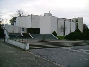 Praguechurchbuilding